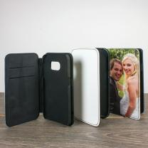 Subli Leather Klapphüllen für Samsung Galaxy